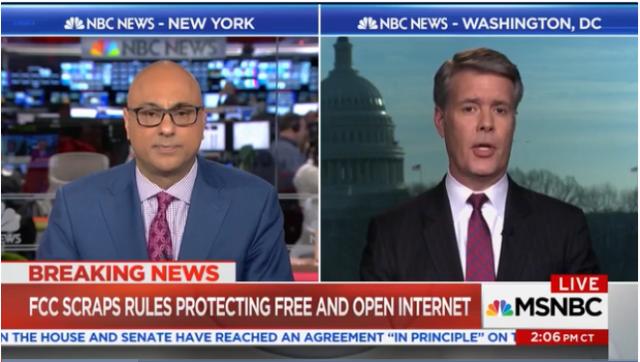 MSNBC FCC Net Neutrality