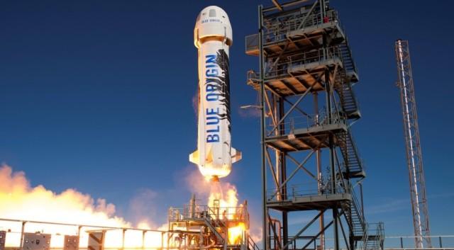 Blue Origin - Jeff Bezos - Amazon
